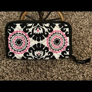 Thirty-one Quilted Wallet - New without tags